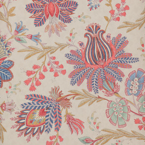 Colefax and Fowler - Casimir - Casimir 7162/03 Red/Blue