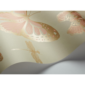 Cole & Son - Whimsical - Butterflies & Dragonflies 103/15063