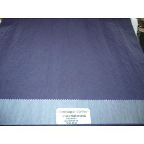 Dominique Kieffer - Cloqué de Coton - Bleu violet 17140-012