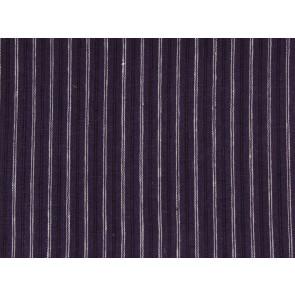 Dominique Kieffer - Handloomed Lin - Bleu violet 17159-002