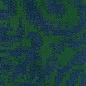 Dominique Kieffer - Pixelé - Forest Blue 17238-005