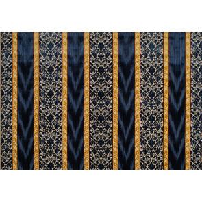 Rubelli - Monticello - Blu oro 7449-003