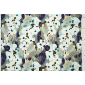 Rubelli - Orchidea - Turchese 7548-003