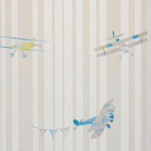 Camengo - Acrobate - 9880343 Bleu Vert Gris