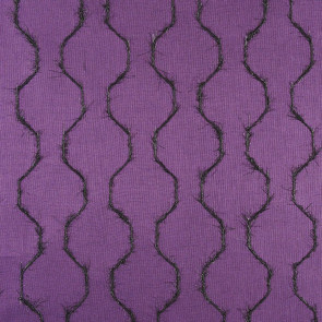 Casamance - Parallele - Brode Violet 70030123