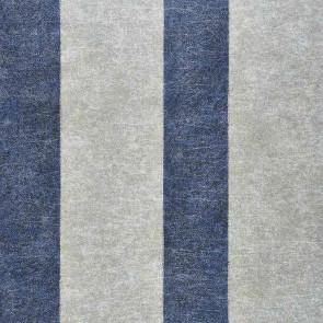 Casamance - Caractere - Empreinte Rayure Bleu 72700647