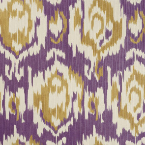 Casamance - Horizons - Explorations Killim Violet Ocre 9600114
