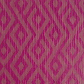 Casamance - Horizons - Evasion Ikat Fuchsia 9610541