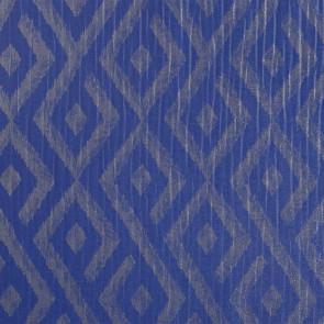 Casamance - Horizons - Echapée Ikat Bleu 9640153