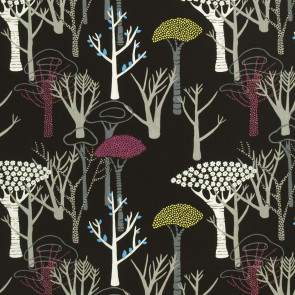 Designers Guild - Central Park - Noir - F1579-02
