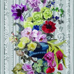 Designers Guild - Bosquet Panel Print - Rose - F1752-01