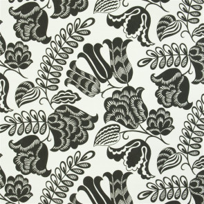 Designers Guild - Coconut Grove - Black and White - F1814-04