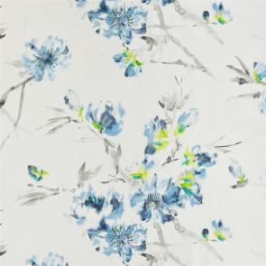 Designers Guild - Oriental Flower - Indigo - FDG2292-02