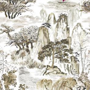 Designers Guild - Jade Temple - Ecru - FDG2296-02