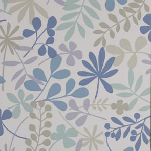 Jane Churchill - Alba - Calder - J114W-01 Blue
