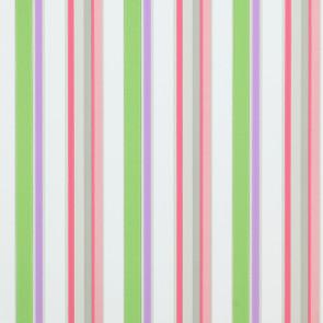 Jane Churchill - Get Happy - Disco Stripe - J142W-03 Pink/Green