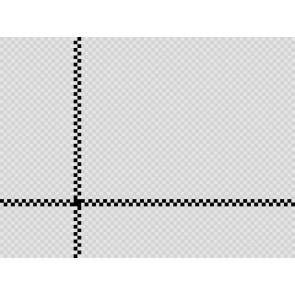 Kymo - Experimental - 2TONE FX Checker 4209 grey & black