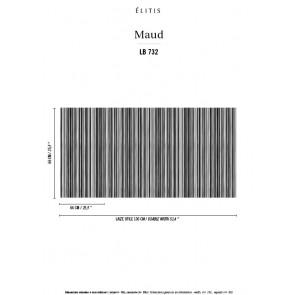 Élitis - Maud - Au temps de l'amour LB 732 36