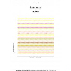 Élitis - Romance - L'éveil du printemps LI 739 35