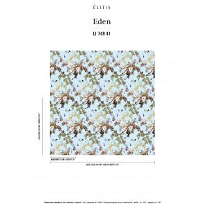 Élitis - Eden - Un moment de poésie LI 749 41