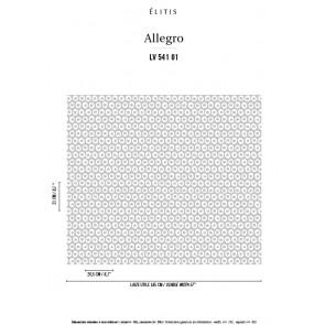 Élitis - Allegro - Perles du ciel LV 541 01