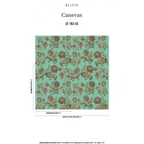 Élitis - Canevas - Un chic suranné LY 763 42
