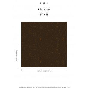 Élitis - Galaxie - Une pluie d'étoiles LY 770 72