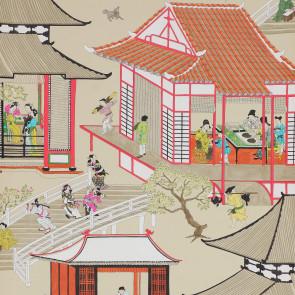 Manuel Canovas - Vol 5 - Madame Butterfly Rouge de Chine 3076/01