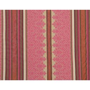 Pierre Frey - Adana-Rayure F2586004 Rose Indien