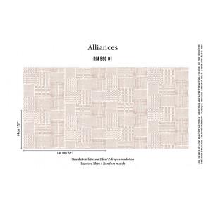 Élitis - Alliances - Etna - RM 580 01 Haute parure !