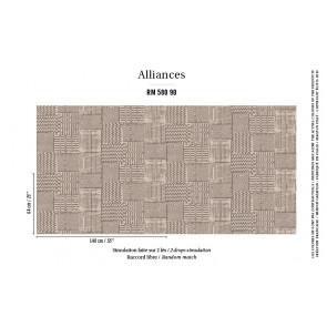 Élitis - Alliances - Etna - RM 580 90 Matières à réflexions