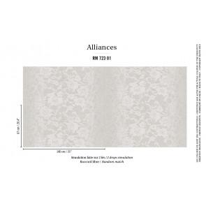Élitis - Alliances - Joyau - RM 723 01 Regard d'un esthète