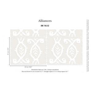 Élitis - Alliances - Botanica - RM 746 02 Délicate poésie