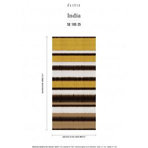 Élitis - India - Où mène le chemin SE 105 25