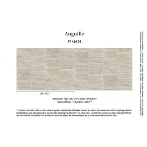 Élitis - Anguille big croco galuchat - Anguille - VP 424 04 Peaufiner son art