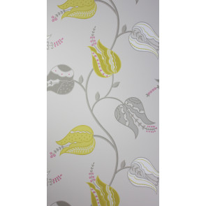 Osborne & Little - Persian Garden - Isfahan Tulip W6490-01