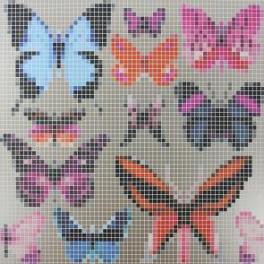 Osborne & Little - Verdanta - Butterfly House W6594-01