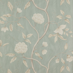 Colefax and Fowler - Summer Palace/Baptista - Snow Tree 7949/07 Old Blue
