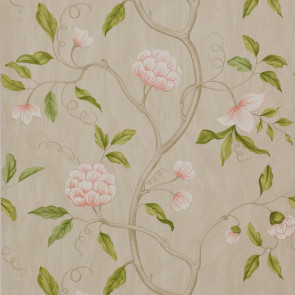 Colefax and Fowler - Summer Palace/Baptista - Snow Tree 7949/08 Pink/Green