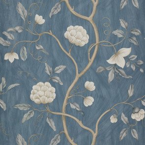 Colefax and Fowler - Summer Palace/Baptista - Snow Tree 7949/11 Blue