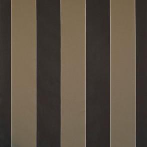 Dominique Kieffer - Larges Rayures de Coton - Mastic er acier 17183-007