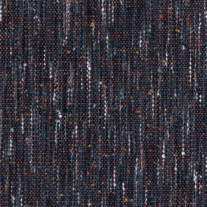 Dominique Kieffer - Tweed Couleurs - Navy orange 17224-015