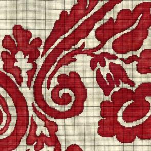Rubelli - Candalu - Rosso 30091-003