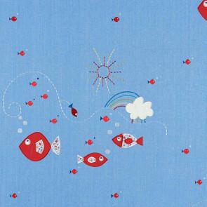 Camengo - Bubble - 7060152 Fond Bleu