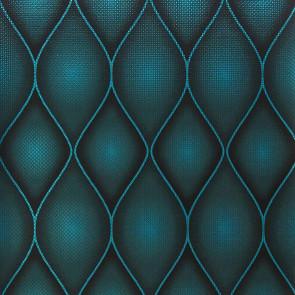 Camengo - Irréaliste Foil - 72320218 Turquoise