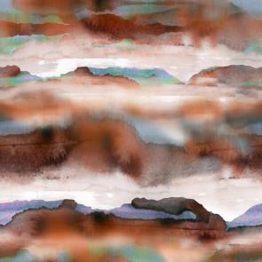 Casamance - Copper - Iron Brun Chocolat 73460153