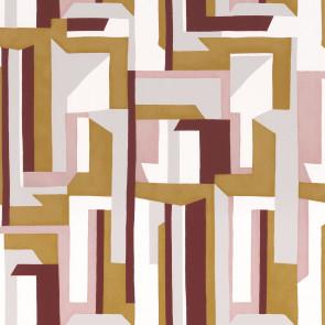 Casamance - Misura - Jazz - 74481556 Moutarde/Blush