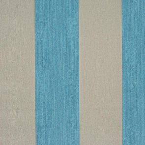 Casamance - Cape Grim - Rayure Turquoise 796125