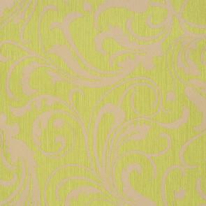 Casamance - Cape Grim - Motif Baroque Vert 817188