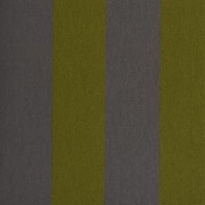 Casamance - Hampton Garden - Boxwood Rayure Bicolore Vert 9380480